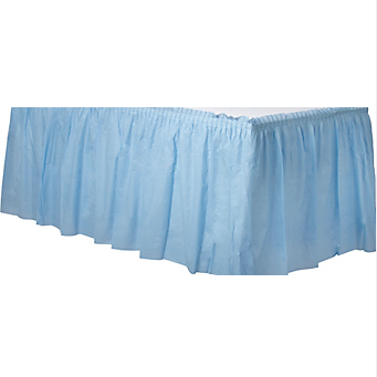 Tableskirt Pastel Blue