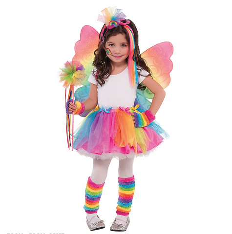 Costume Rainbow Fairy