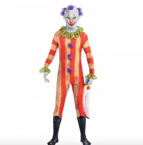 Partysuit Clown