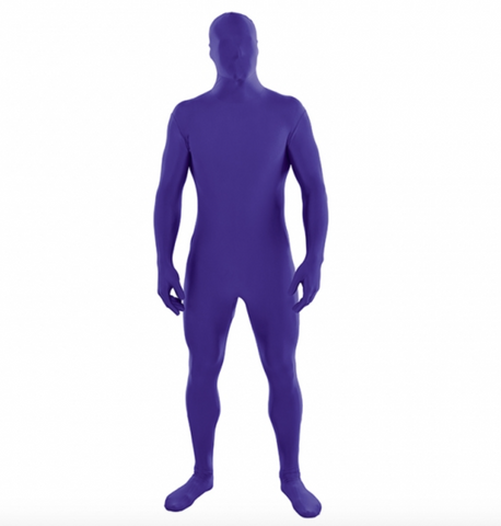 Partysuit Teen Purple