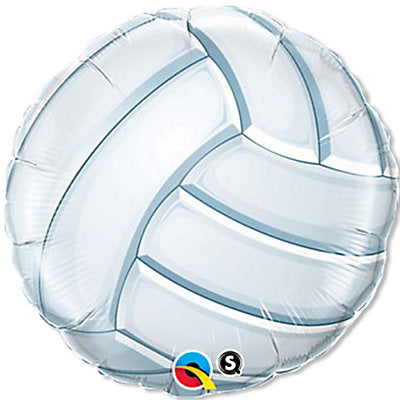 "18"" Mylar Volleyball (Empty) #005"