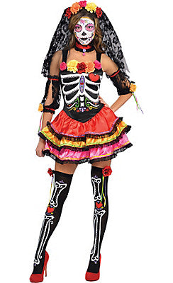 Day of The Dead Senorita