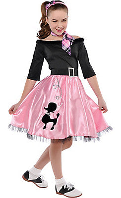 Costume Miss Sock Hop
