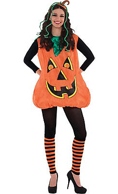 Costume Pretty Pumpkin