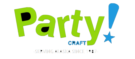 PARTYCRAFT - SERVING ALASKA SINCE 1987