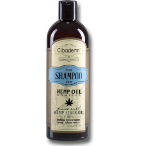 Cibaderm Cannabis Beauty-Shampoo - Natural Wayz For Life