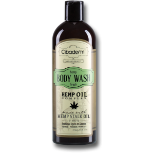 Cibaderm Hemp Oil-Body Wash - Natural Wayz For Life