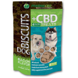 Pharma CBD Dog Treats - Natural Wayz For Life