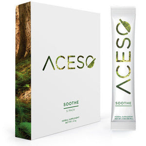 Aceso-Soothe Sachets - Natural Wayz For Life - 1