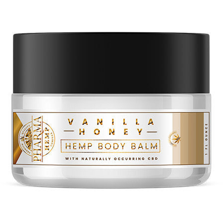 Pharma CBD Body Balm-Vanilla Honey