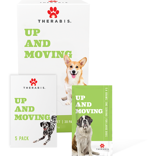 Therabis-Up And Moving - Natural Wayz For Life - 1
