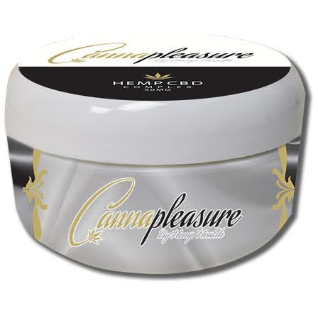 Canna Pleasure Stimulating CBD Salve - Natural Wayz For Life - 1