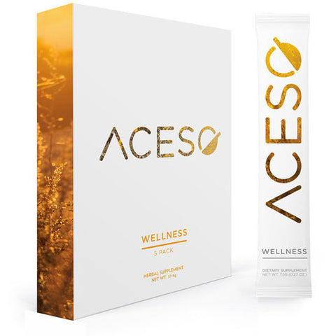 Aceso-Wellness Sachets - Natural Wayz For Life - 1