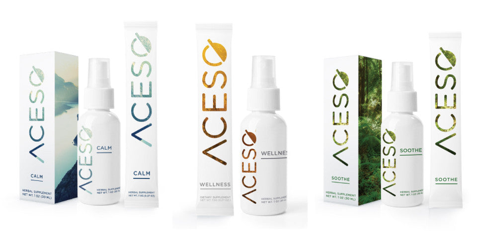 Aceso Natural CBD Products