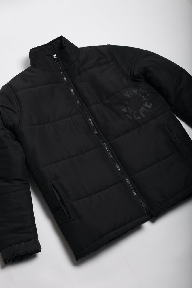 PalmEraMia Blackout Puffer Jacket