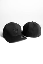 PalmEraMia Blackout Fitted Cap