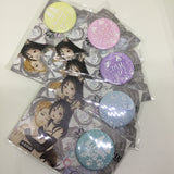 *girl pinback button