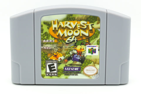 Harvest Moon 64 (Reproduction)