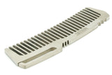 Titanium Pocket Comb by Militia Carry Co.
