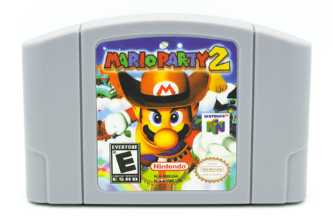 Mario Party 2 (Reproduction)