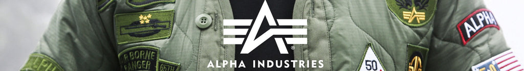 Alpha Industries | Autumn Winter Edition