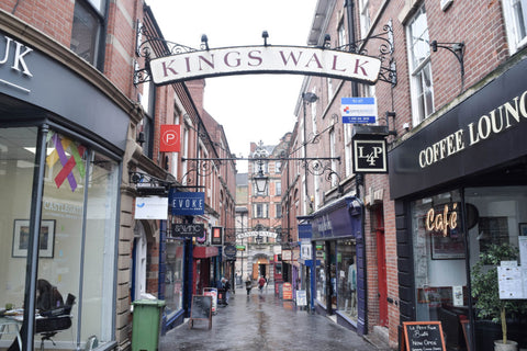 Kings Walk &BLANC