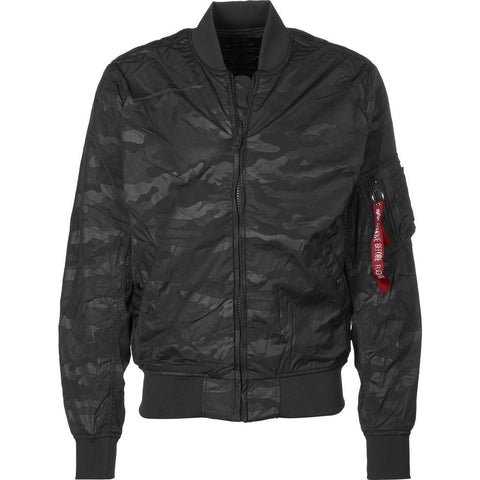 hidden camouflage jacket light jacket alpha industries