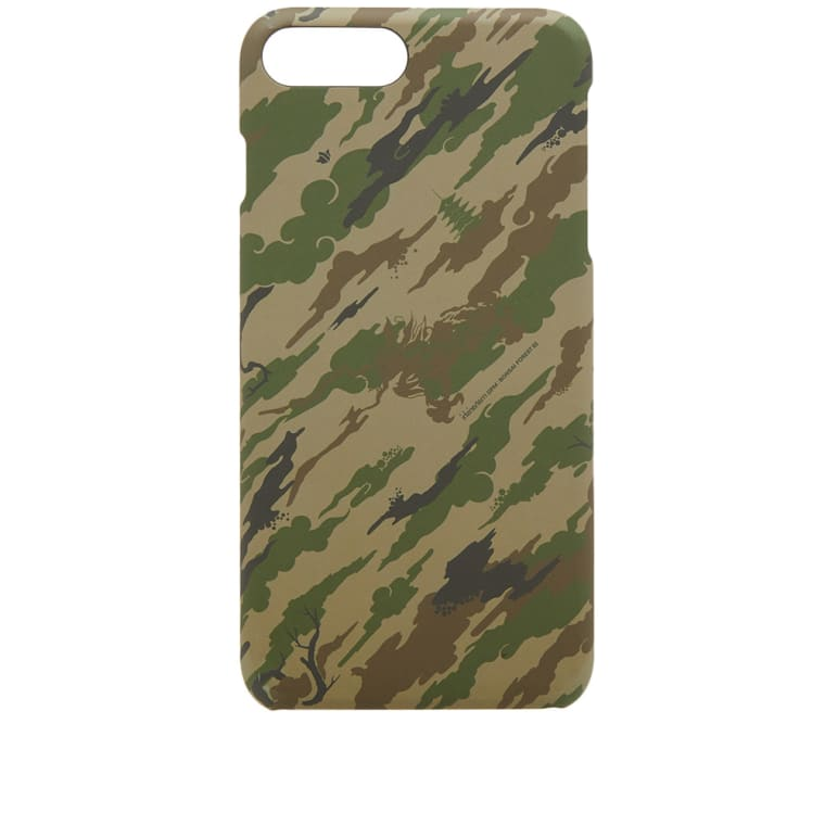iPhone 7/8 Plus Case (Woodland Camo) | MAHARISHI - & BLANC