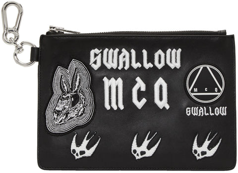 Multi Patch Pouch | McQ Alexander McQueen - & BLANC