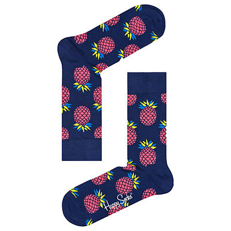 Pineapple Socks | Happy Socks - & BLANC