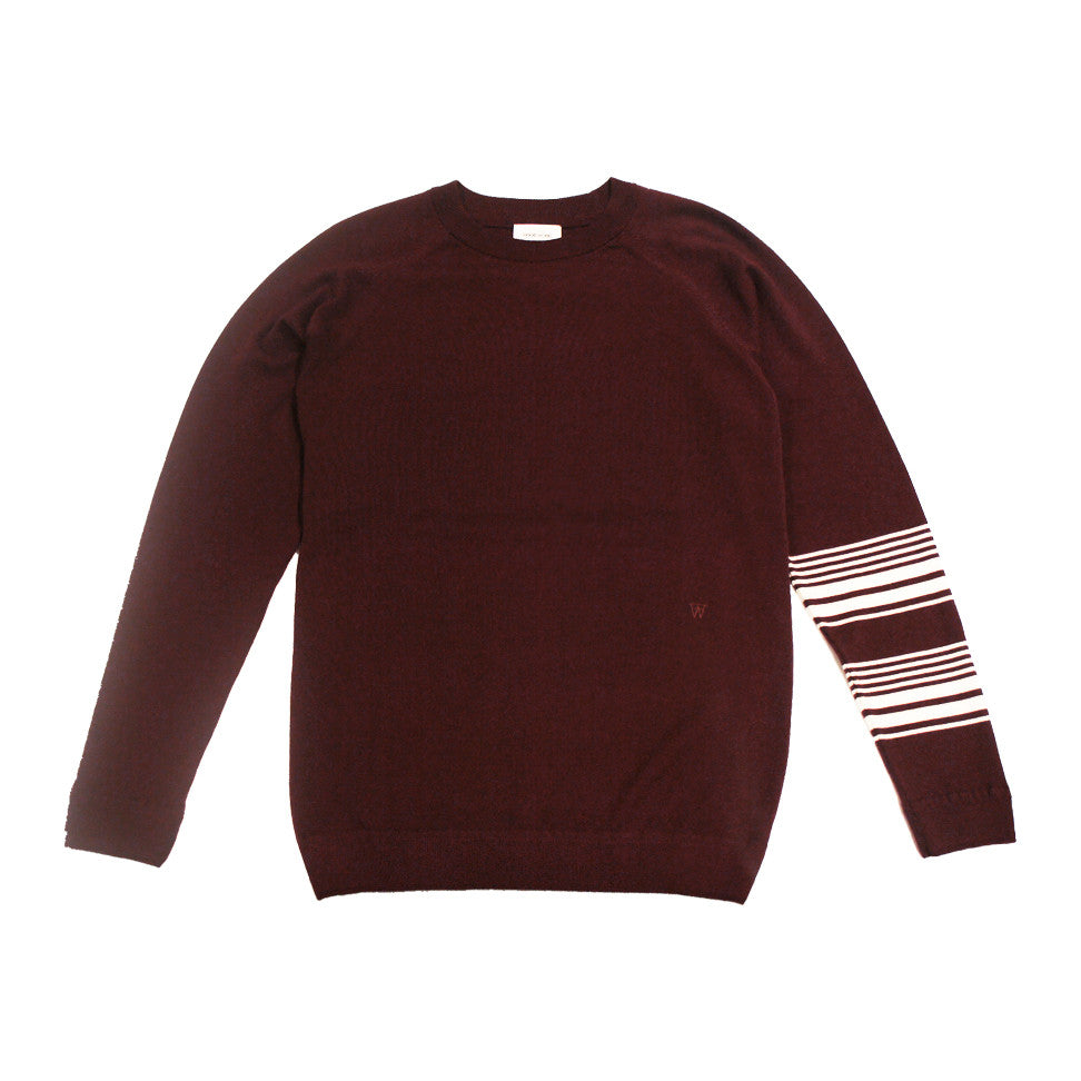 Bakoo Sweater | Wood Wood - & BLANC