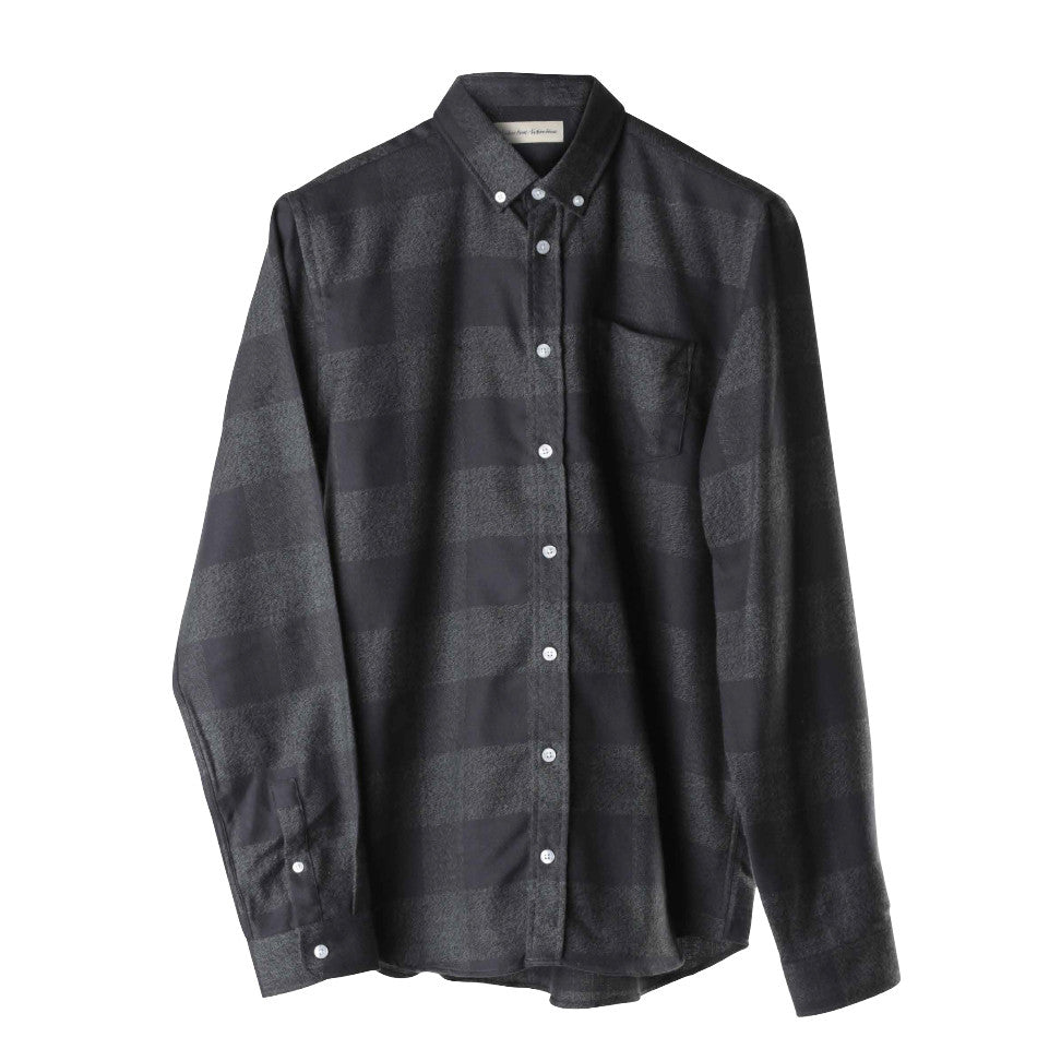 Hunter Shirt Check | Libertine-Libertine - & BLANC
