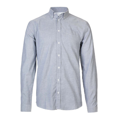 Hunter Shirt Mid Blue | Libertine - Libertine - & BLANC
