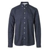 Hunter Shirt Peacoat | Libertine-Libertine - & BLANC