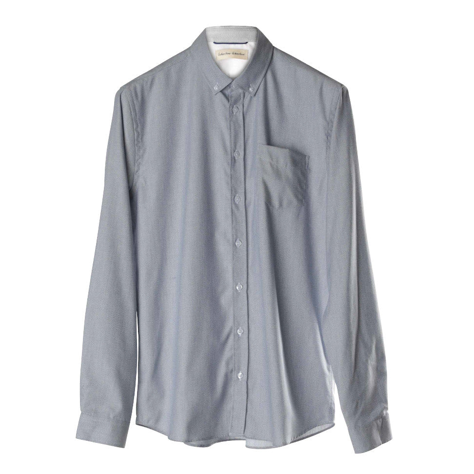 Hunter Peacoat Shirt | Libertine-Libertine - & BLANC