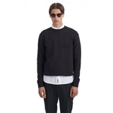 Houston Sweatshirt Black | Wood Wood - & BLANC