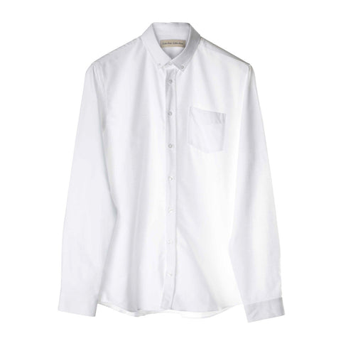 Hunter Shirt White | Libertine-Libertine - & BLANC
