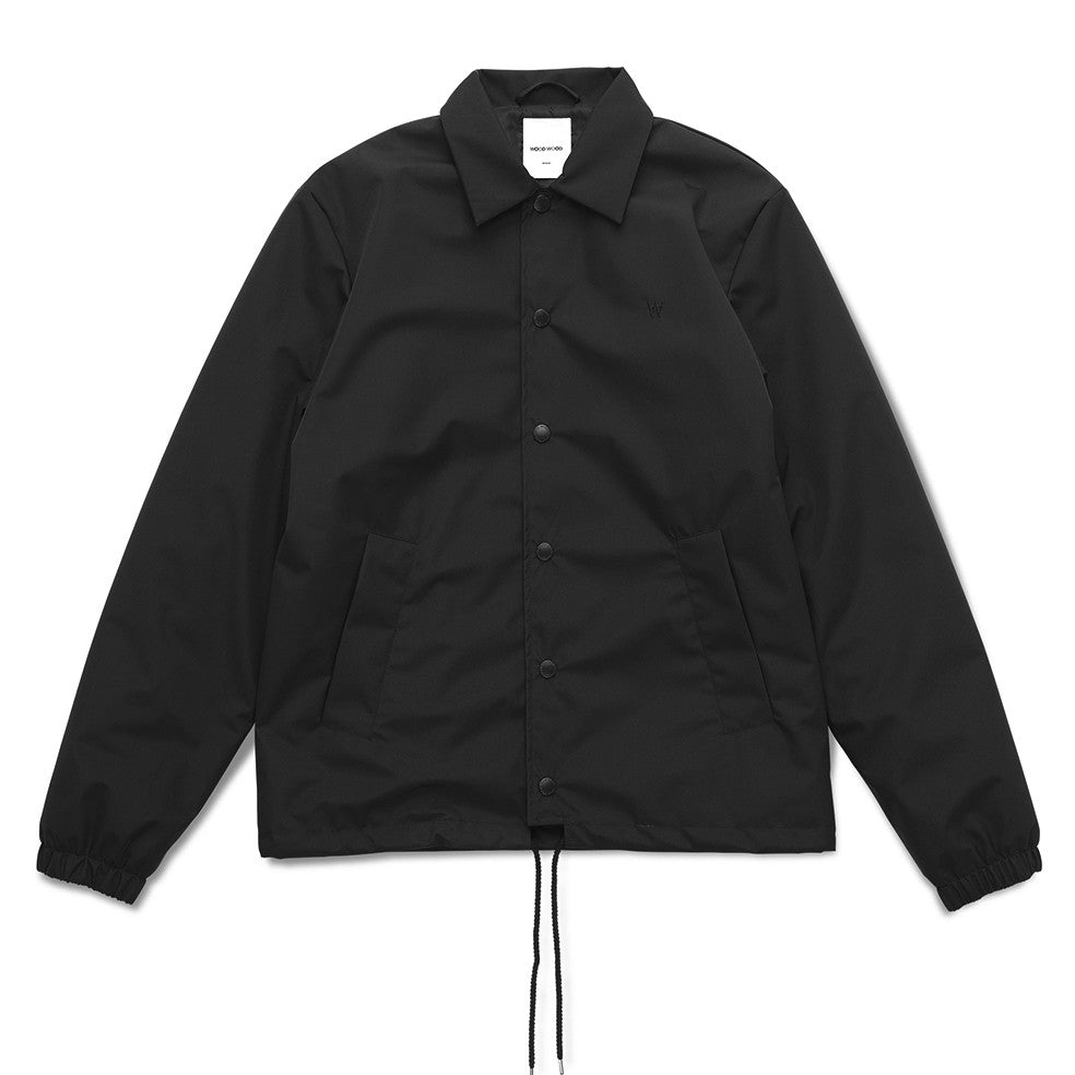 Kael Jacket Black | Wood Wood - & BLANC