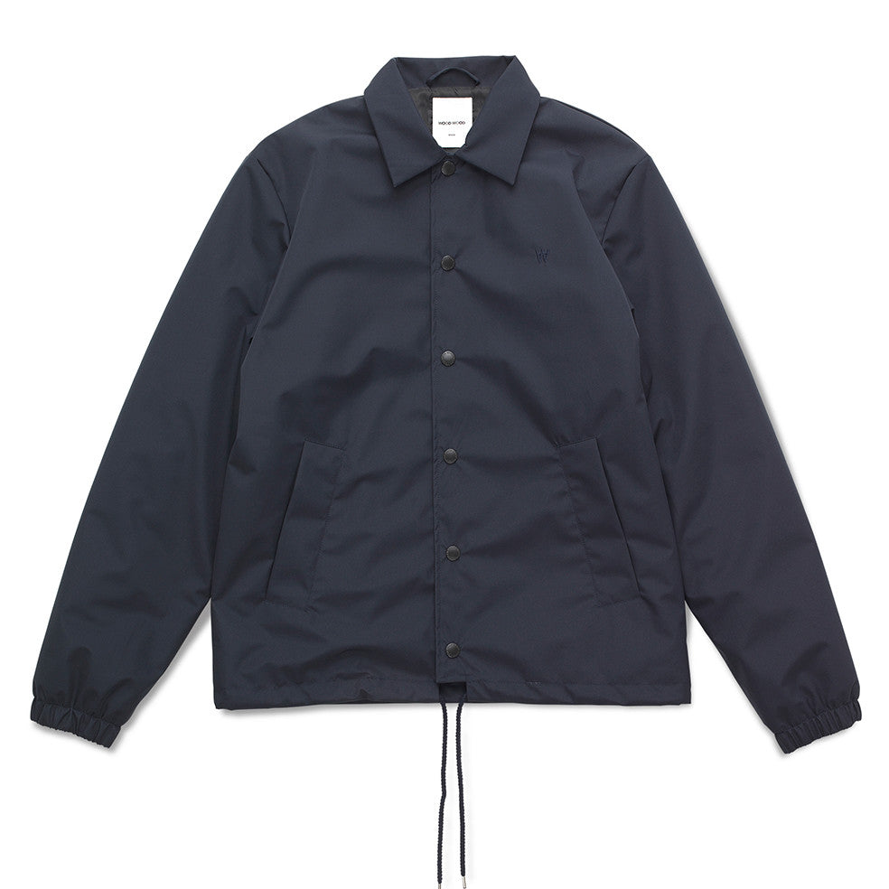 Kael Jacket Dark Navy | Wood Wood - &BLANC - 1