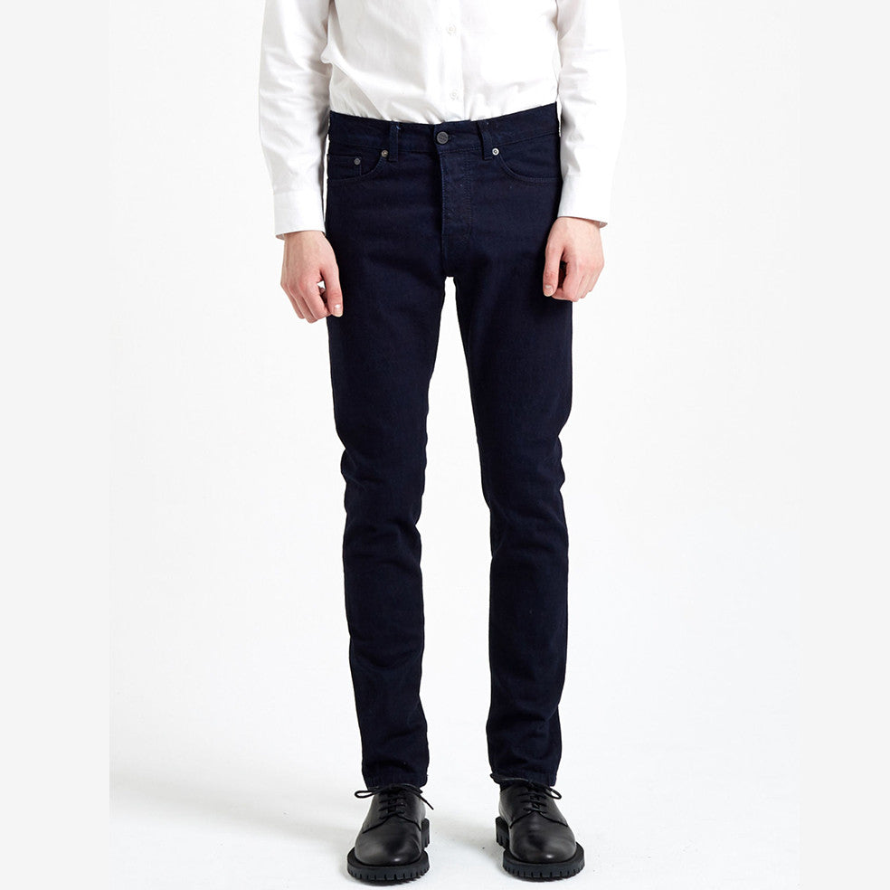 Locomotion Navy Jeans | Études - & BLANC
