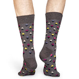 Mini Diamond Gray | Happy Socks - & BLANC