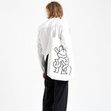 October greeting Squeeze bag X Mark Gonzales Bag | Études - &BLANC - 3