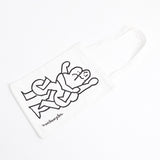 October greeting Squeeze bag X Mark Gonzales Bag | Études - & BLANC