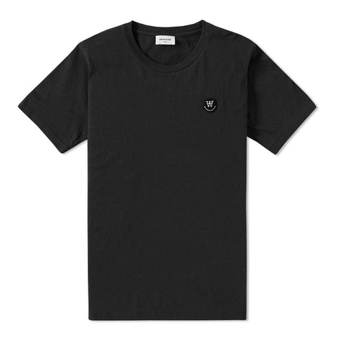Slater T-shirt Black | Wood Wood - & BLANC