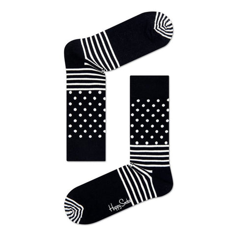 Stripe Dot Sock | Happy Socks - & BLANC