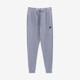 Swallow Badge Grey Sweatpants | McQ Alexander McQueen - & BLANC