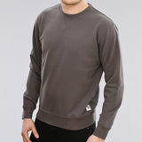 Houston Sweatshirt Peat | Wood Wood - &BLANC - 1