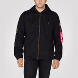 Newport USAF Black | Alpha Industries - & BLANC