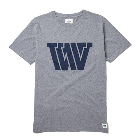 VVV T-Shirt Grey | Wood Wood - & BLANC