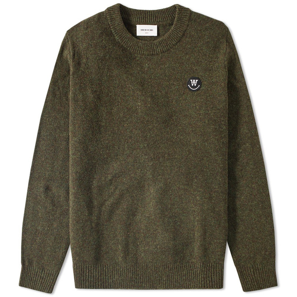 Yale Sweater Jet Set | Wood Wood - &BLANC - 1